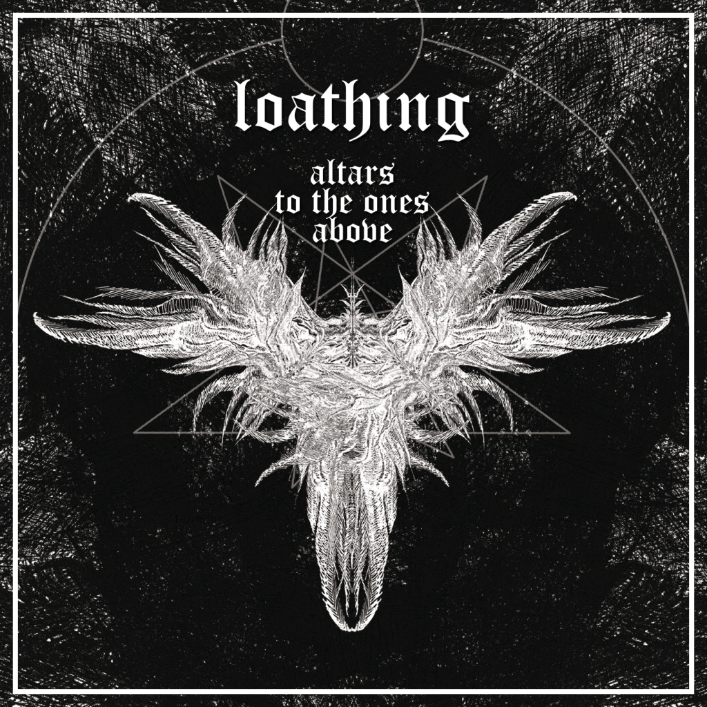 Loathing Altars Cover